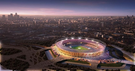 london olympic stadium oda071107 1