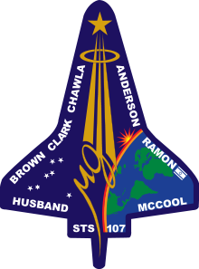Columbia-STS-107 Flight Insignia