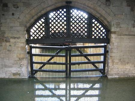 Tower of London Traitors Gate