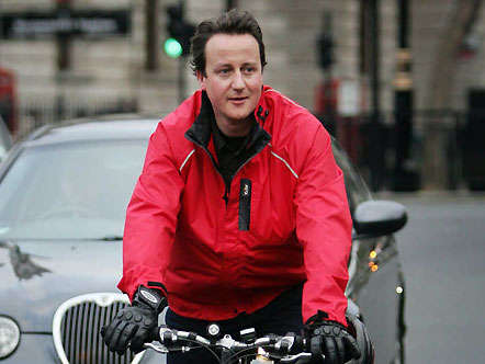 DaveCameron-on-bike