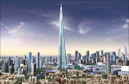 The-Highest-Building-in-the-World-Burj-Tower
