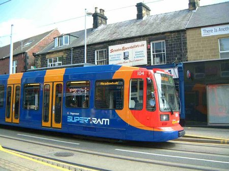 Supertram 2006 (2)