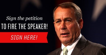 tpp fire the speaker email graphic