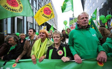 green party leadership